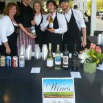 staff at Taste of Fort Mill