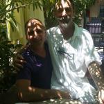 Mon homme et Thierry