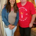 Dear Eddie,   Thank you very much for the lovely specially cooked Indian Vegetarian Food and a