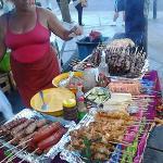 Food to buy in Vigidal favela