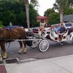 Kistler/Westbay/Ladeau Carriage ride 2015