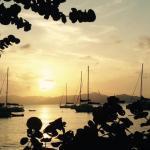Foto de Cooper Island Beach Club