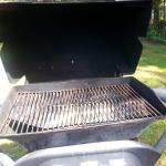 BBQ pit