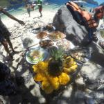 Lunch at Talisay Beach (Tour C)