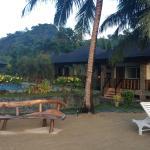 Foto de El Nido Garden Beach Resort
