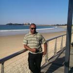 lovely sunny day at sunshine coast