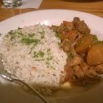 Jamaican Fricassee Chicken Stew