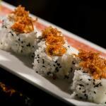 Sakana Pepper Roll at MEGU