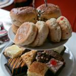 Our quintessentially British Cream Tea