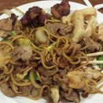 Hong's Buffet and Mongolian GRLL
