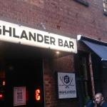 Highlander Bar
