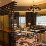 Royal Suite lounge