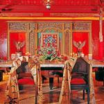 Hotel Tugu Bali Puputan Dining Room