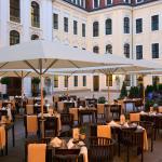 Hotel Taschenbergpalais Kempinski Dresden - Innenhof