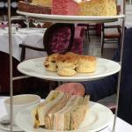 Disappointing afternoon tea - would you pay £19 pp for this?