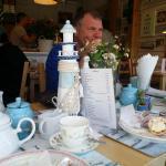 Best cream tea ever. Great service, lovely tea room.