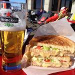 Club Sandwich at 2277m!
