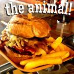 The Legendary Animal Burger