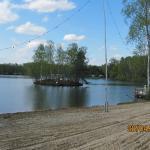 Вид на озеро 1