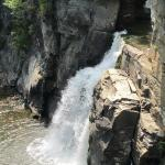 Linville Falls short drive from Lodge
