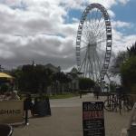 Ferris Wheel in Torquay