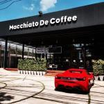 Macchiato de coffee