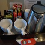 """""""АРМ премьер отель"""" - чайный набор в номере"""