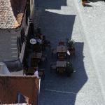 The little, fancy terrace