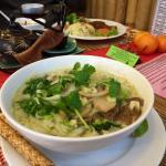 Pho Hanoi Nudelsuppe