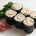 Tori Katsu Sushi Promo