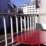 Вид на казино с балкончика
