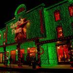 Welcome to Santa's Town. The magic of Christmas awaits.