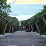 Escadaria Prainhas