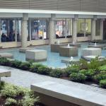 Zona en comun del edificio