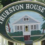 Thurston House Roadside Sign