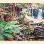 Russell Falls, Mt Fields National Park, Tasmania