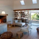 Two-bedroom Cottage Living Room