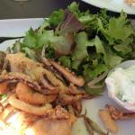 friture de mer légère et croustillante