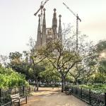 Basílica de la Sagrada Familia   Fachada de la Pasión