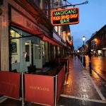 Evening Time outside Madigans, 25 North Earl Street, Dublin 1.