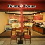Outside Bean & Gone Coffee Shop, Connolly Train Station, Amiens Street, Dublin 1.
