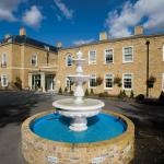 Orsett Hall Main Entrance