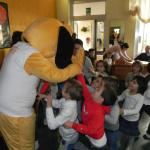 La ns mascotte Pluto