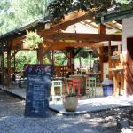 Restaurant Rive Gauhe Aime - Terrasse de plein air !