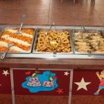 Buffet infantil - children's buffet