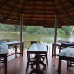 Dining Area in Pampa River