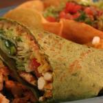 Burrito Wrap - Los Arcos Mexican Restaurant