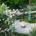 Jardin de l'Arquebuse à 20m