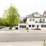 Aussenansicht Hotel du NORD + Ristorante VILLAGGIO