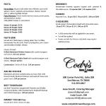 New catering menu pg2 effective 06-15-15